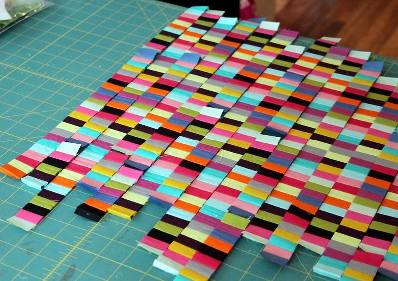"""Amanda's amazing 1/2"""" square solids"""