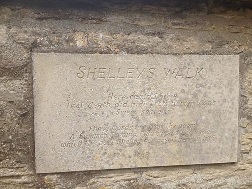 Lechlade y su vínculo con Shelley