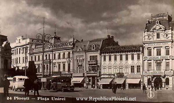 Piata Unirei - 1941