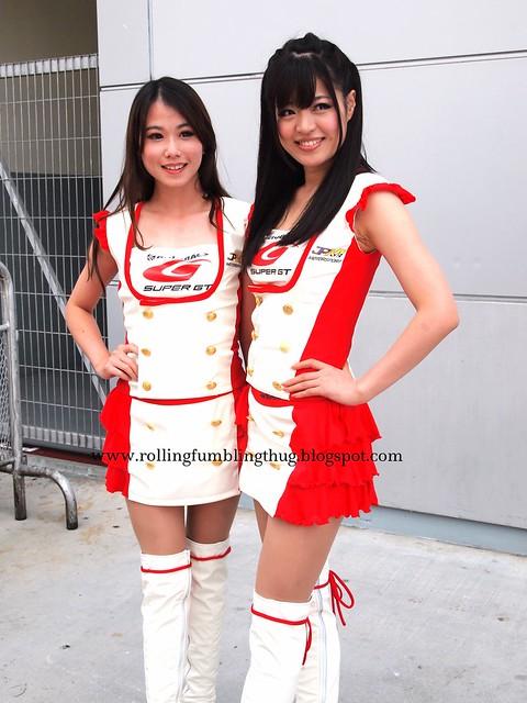 Super GT Girl 2012