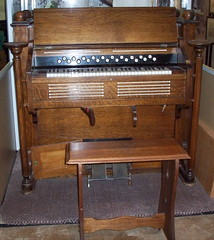 Mallala Methodist Church Pedal Organ