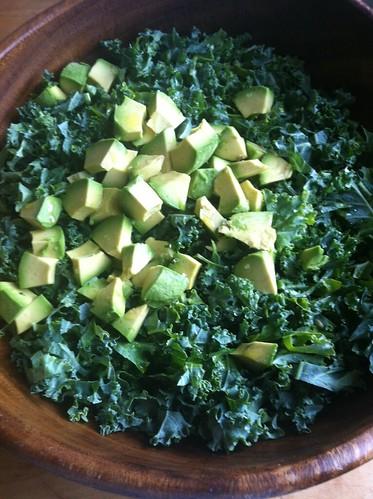 Week 4 kale