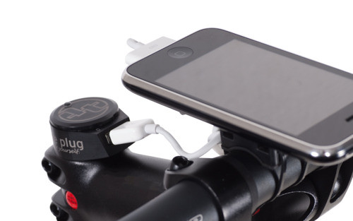 Tout Terrain The Plug II dyno-powered charger