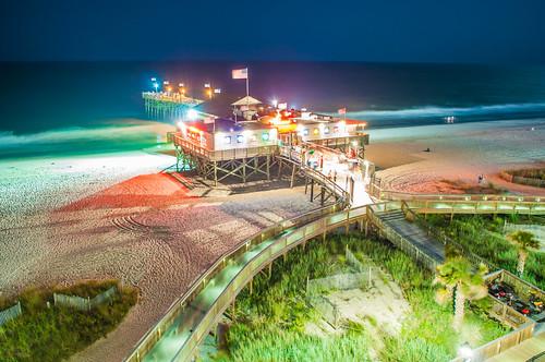 pier 14 @ myrtle beach, sc by DigiDreamGrafix.com
