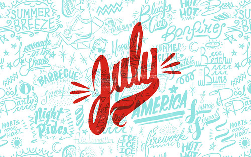 JULY download for desktops