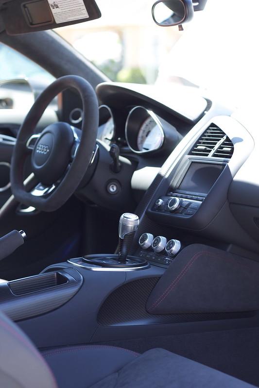 Audi R8 GT Interior #2