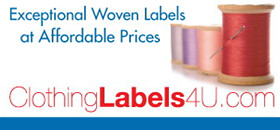 clothing labels 4 u