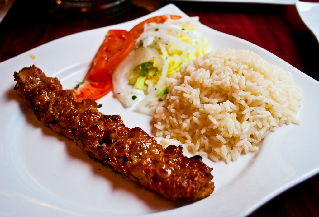 365-365 Chicken Adana