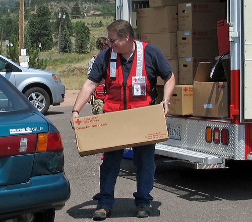 Colorado Wildfires: Service Delivery