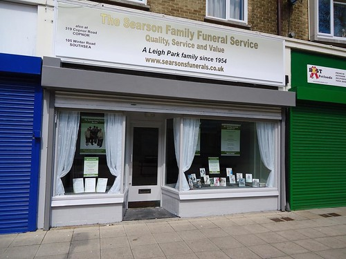 Our Leigh Park Funeral Home