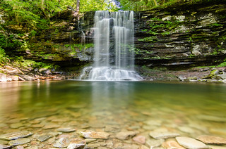 Harrison Wrights Fall, Ricketts Glen State Park