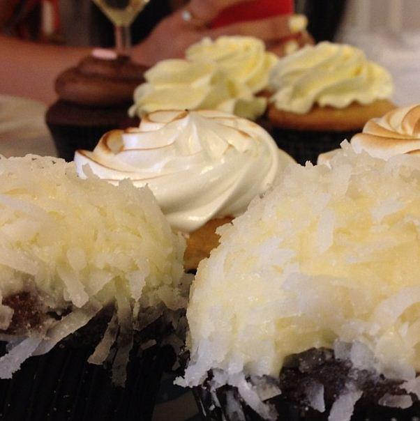 greg - cupcakes