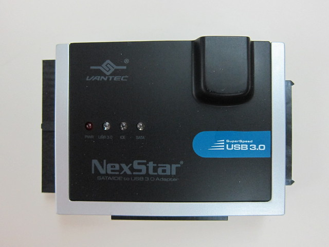 Vantec NexStar SATA/IDE to USB 3.0 Adapter - The Adapter