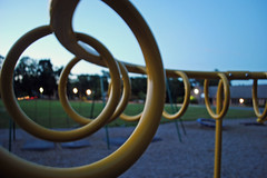 Day 133: Playground at Dusk
