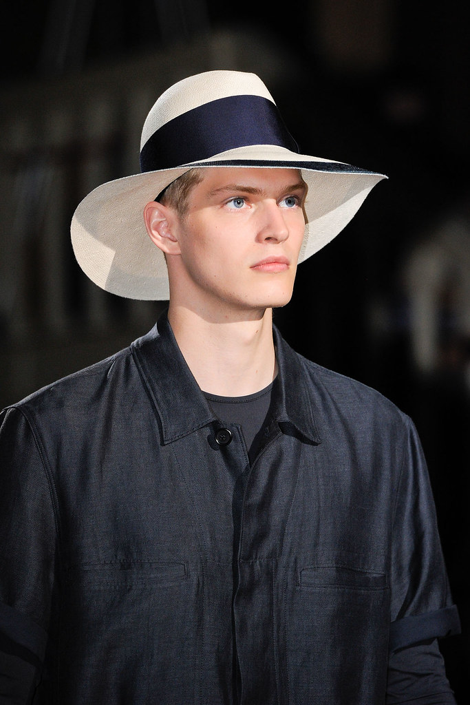 Carlos Peters3018_SS13 Paris Acne(VOGUE)