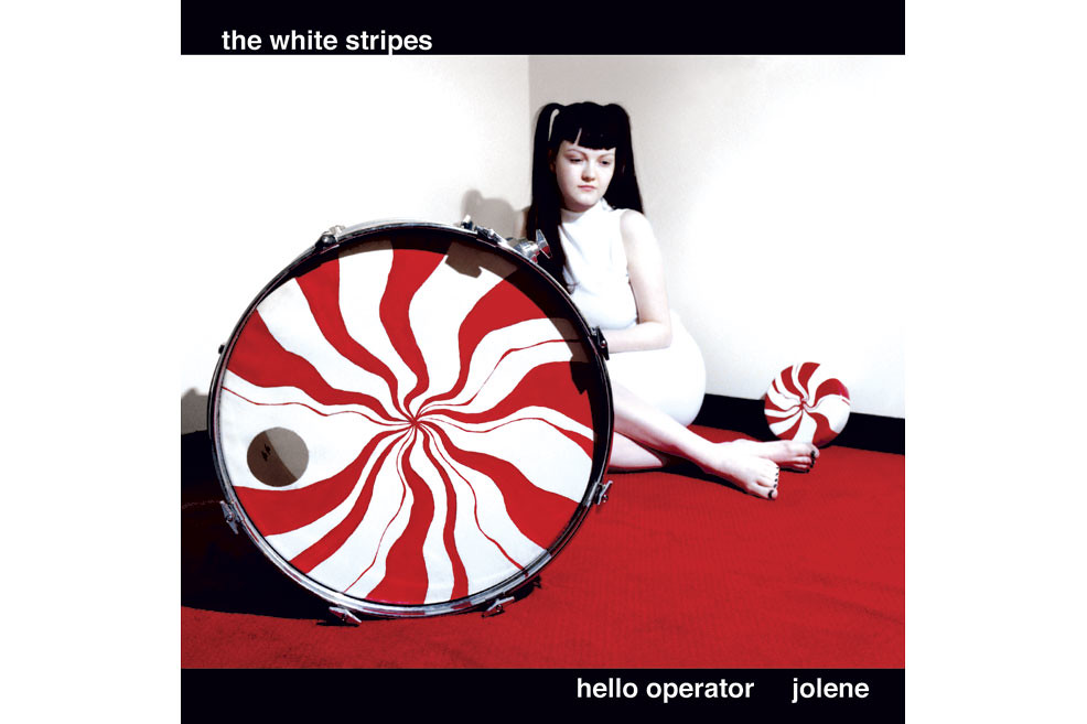 Gallery For u0026gt; White Stripes Drum