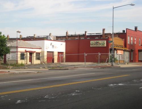 NW corner Georgia Ave. & Hobart Pl., NW