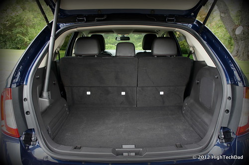 2013 ford edge cargo space dimensions. Black Bedroom Furniture Sets. Home Design Ideas