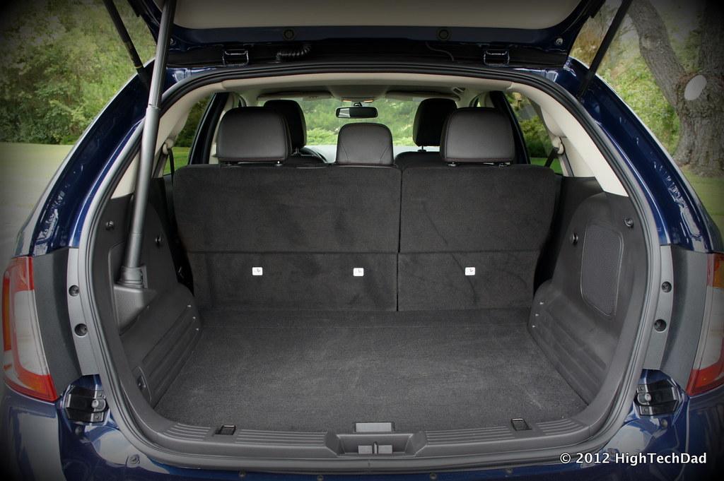 hatchback cargo space 2012 ford edge flickr photo sharing. Black Bedroom Furniture Sets. Home Design Ideas