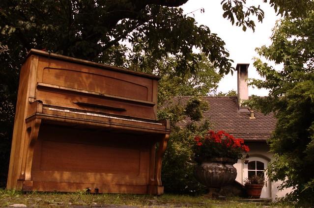 190/366: Jardín musical