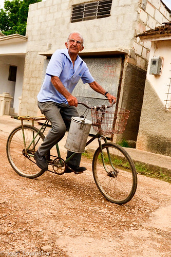 Bicycle scenes from Cuba by Josh Townsley--9