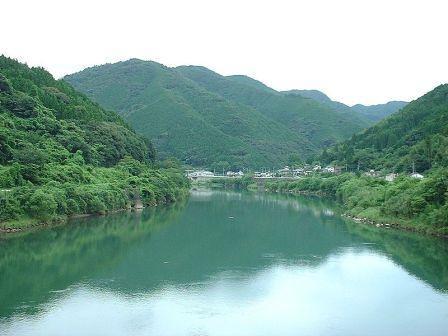 Japan Kumagawa_Shiroishi