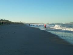 Fishing In Henley Beach