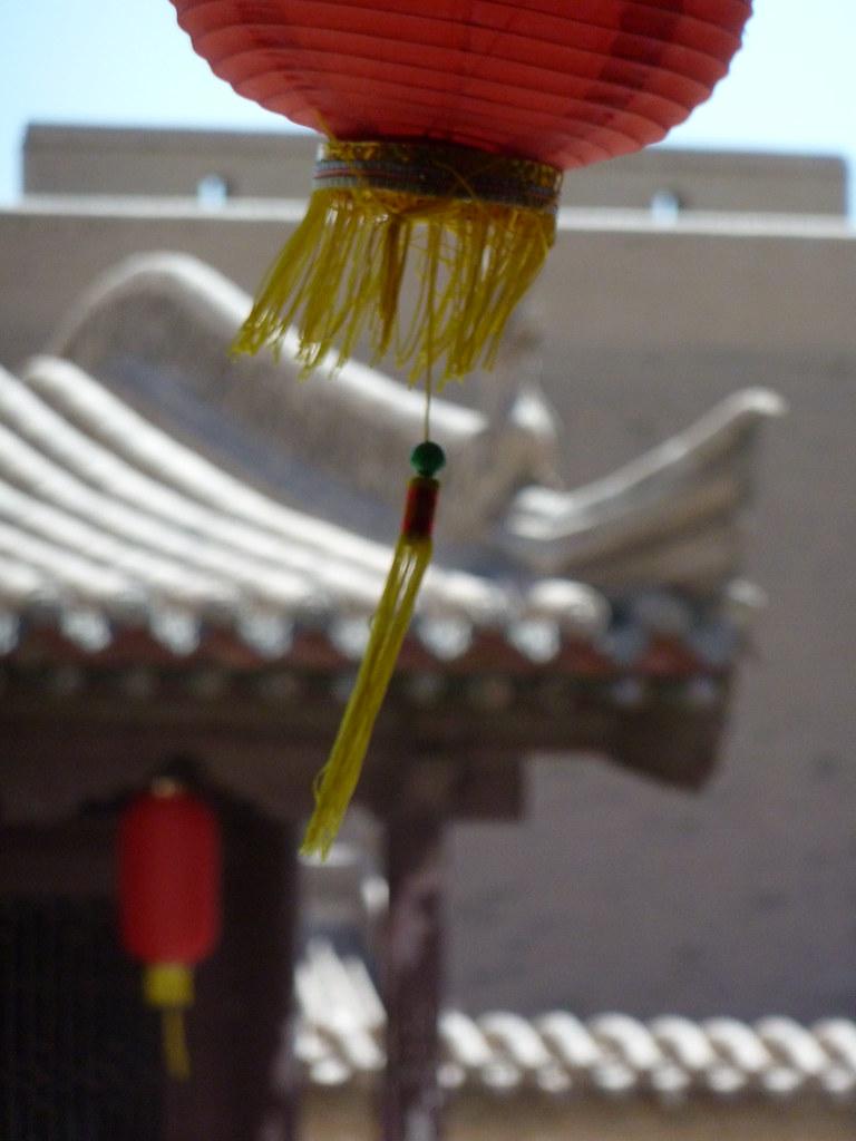 Fort de Jiayuguan (Gansu, Xina)