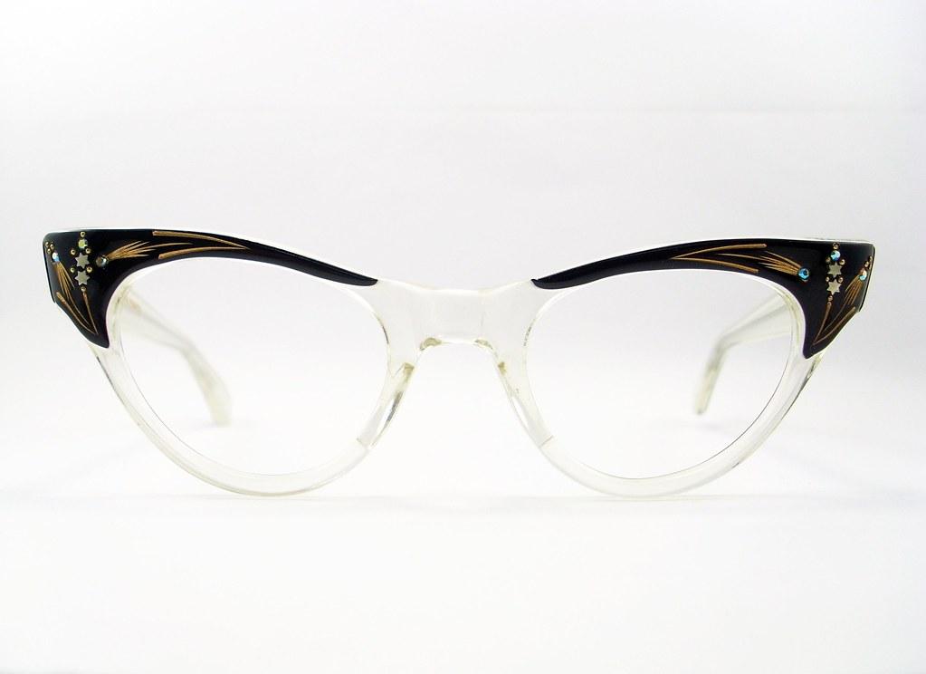 89a8dd7ba1 Vintage Cat Eye Glasses