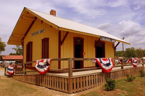 Tuckers Gap Passenger Depot