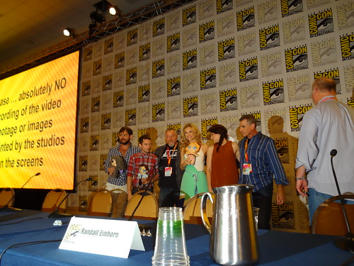 Comic Con 2012: Wilfred panel