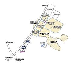 2012F1正面駐車場マップ