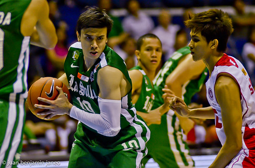 UAAP Season 75: DLSU Green Archers vs. UE Red Warriors, July 19