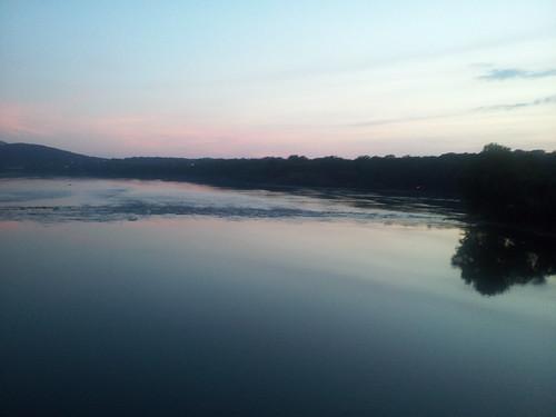 sunset river pa susquehanna duncannon