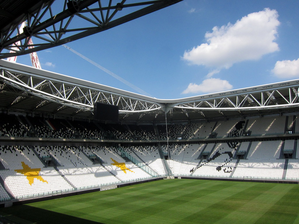 Juventus Stadium: photo, name, capacity 76