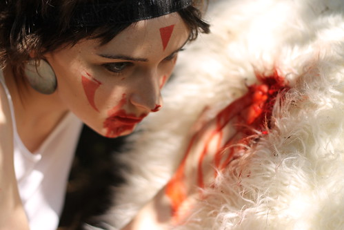 Princess Mononoke Whole Hog Theatre New Diorama April 2013