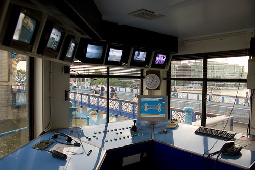 The control cabin