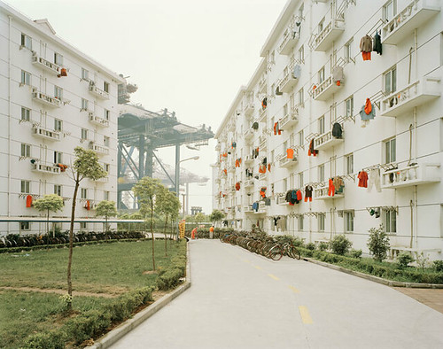 Nadav Kander, Changxing Island II, Shanghai
