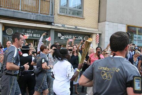 London 2012 Torch Relay