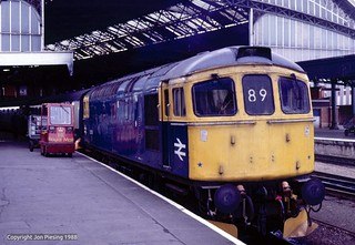 33058 at Bristol Temple Meads