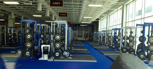 Air Force gym