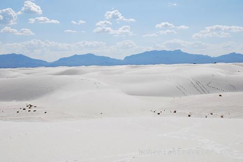 White Sands Natl Mon in New Mexico (11)