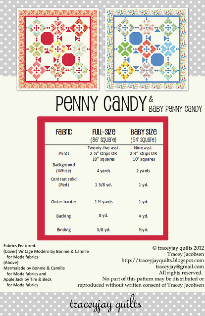 Penny Candy back cover