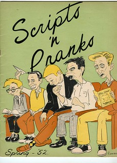 scripts 'n' pranks, spring '52