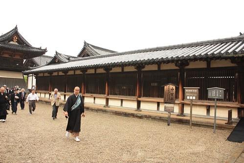 Hōryūji - Ikaruga - Japan