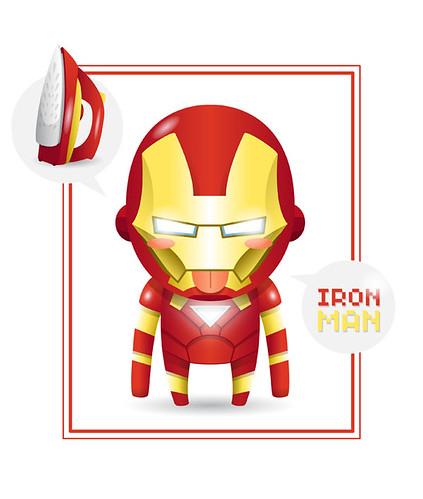 Ironman by ideasconalas