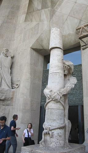 サグラダ・ファミリア キリスト像 by Poran111