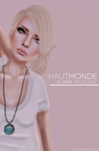 Haut.Monde - Eliana Necklace Ad
