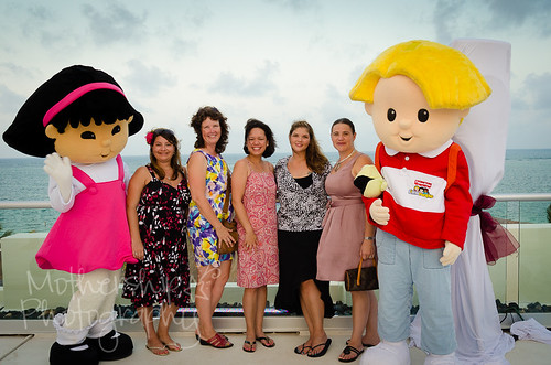 Fisher-Price Canada team in Mexico