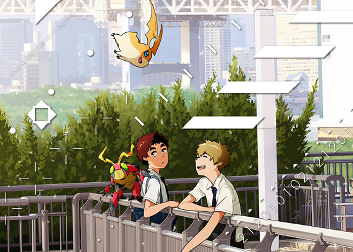 Liberado novos trailers de Digimon Adventure Tri e Universe Appli Monsters